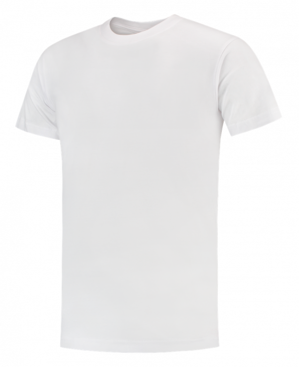T145 - White - T-shirt 145 gram - 101001 01