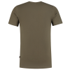 TFV160 - Army - T-shirt V hals Fitted - 101005 03