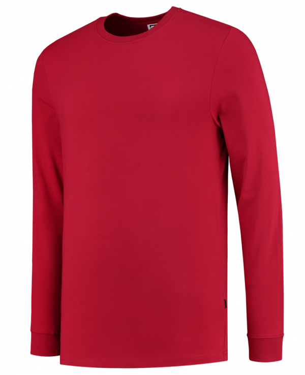 Tricorp T-shirt lange mouw Red