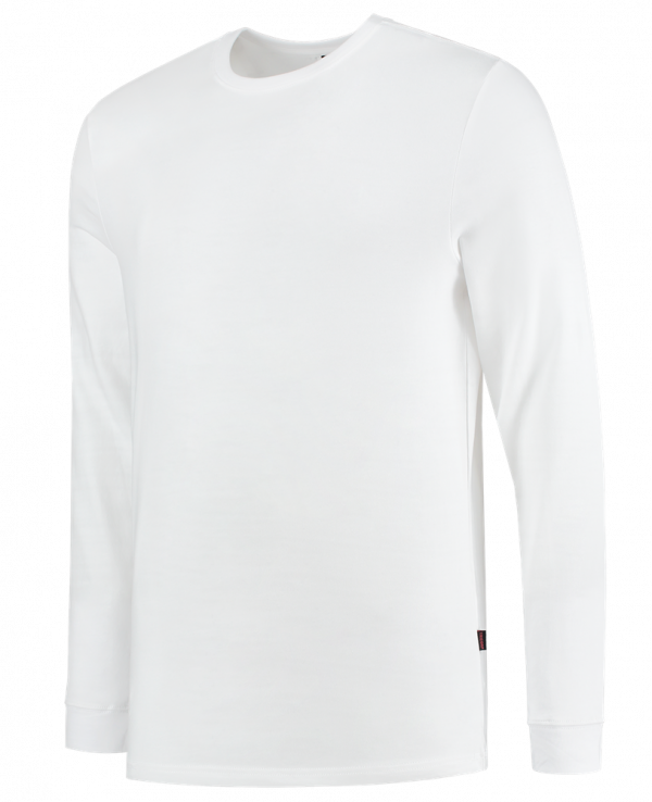 Tricorp T-shirt lange mouw White